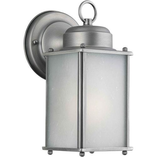 Forte Lighting 10007-01 Modern / Contemporary Energy Efficient Fluorescent Outdo