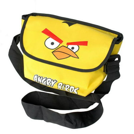 Angry Birds - Yellow Multi-Purposes Messenger Bag / Shoulder Bag - image 1 of 1