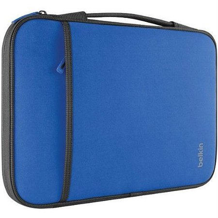 Limited Offer Belkin B2B081-C01 11in Laptop Chromebook Sleeves Blue Before Special Offer Ends