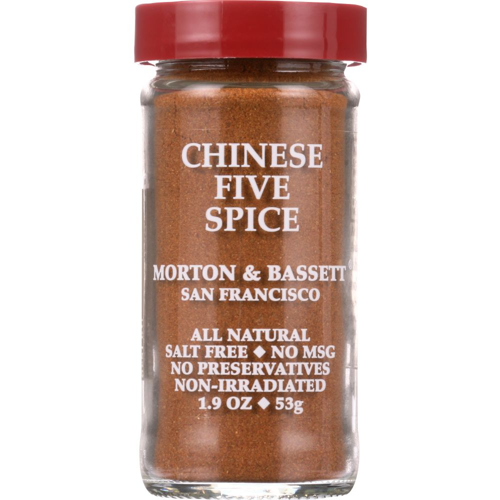 Morton & Bassett Spices Chinese Five Spice, 1.9 Oz (Pack Of 3)