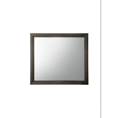 ACME Ireland Mirror in Gray Oak