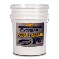 DEFY Extreme Wood Stain Butternut 5gal