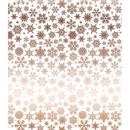 Craft Consortium XDECP059 Glist Snow-Decoupage Paper Christmas