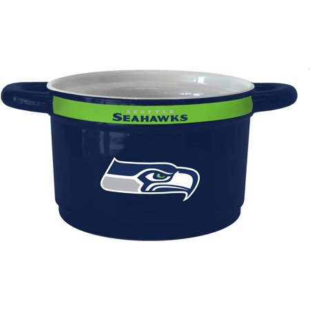 NFL Seattle Seahawks Ceramic Game Time Bowl by