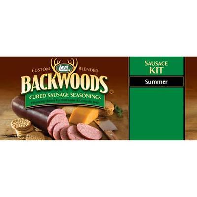 Brand New Summer Sausage Kit Makes 10 lbs. by