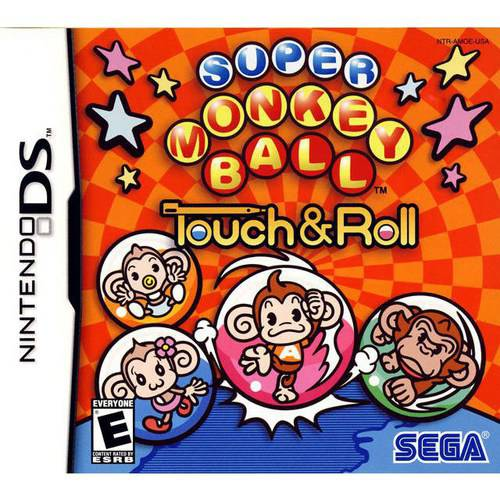 Monkey Ball Touch (DS) - Pre-Owned