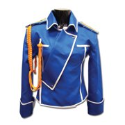 Full Metal Alchemist Cosplay Costume Womens State Military Jacket Uniform GE-8847 - (Officially Licensed)