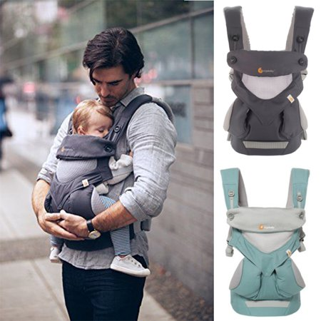 1740f711bec ergobaby baby carrier ergobaby 360 all position Ergo baby carrier - Walmart .com