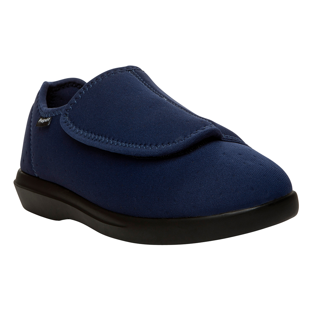 Propet Cush'n Foot Stretchable Women's Navy by Propet