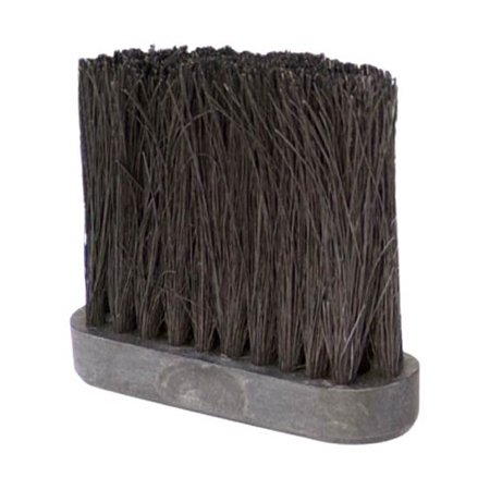 4 In Tampico Fireplace Broom Replacement Brush Head ()
