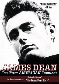 James Dean: The First American Teenager (DVD) by VCI Home Video (Video Communications, Inc.)