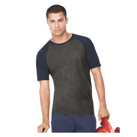 Raglan Performance Tee - T-Shirts Performance Short Sleeve Raglan T-Shirt