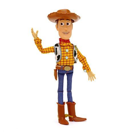 "Disney 16"" Talking Woody Doll, Talking woody 16'' By Toy ..."