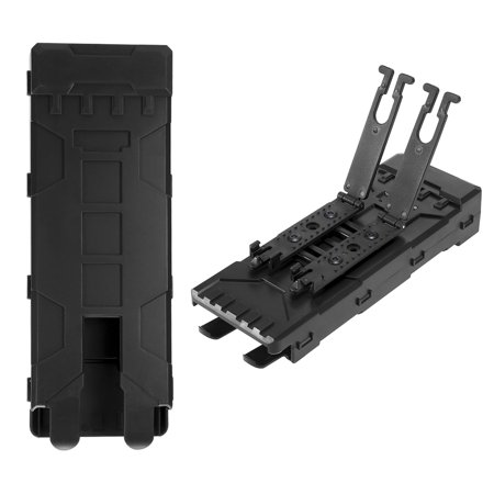Quick-release Plastic Tactical Molle Pouch Reload Holder Magazine Ammo Cartridge Holder (Best Ammo Reloading Equipment)