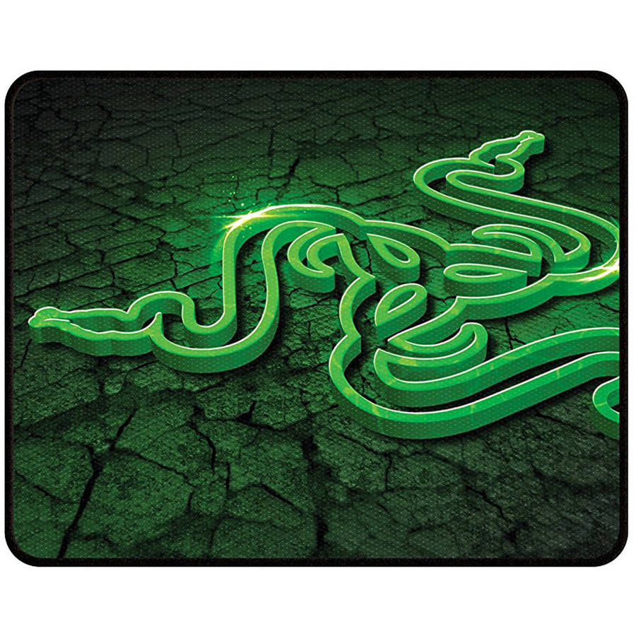 Razer Goliathus Control Fissure - Precision Cloth Gaming Mouse Mat - Professional Gaming Quality - Large