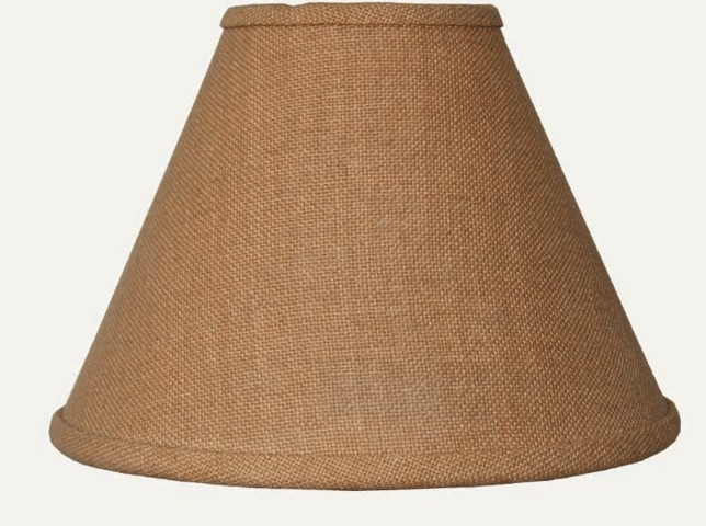 Bella Trace Wheat Lampshade by Home Collections by Raghu