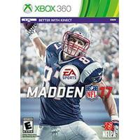 Madden NFL 17 - Xbox360 (Refurbished)