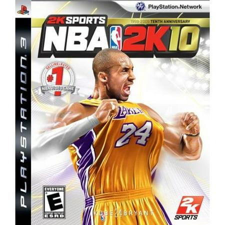 Refurbished NBA 2K10 For PlayStation 3 PS3