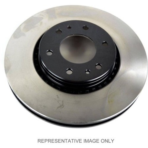 AC Delco 18A2448 Brake Disc, Stock Replacement