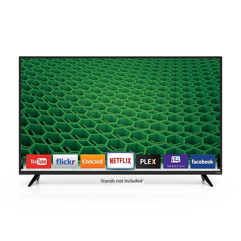 Vizio D50-D1 50-Inch 1080p Smart LED HDTV