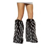 Two Tone Women Leg Warmers - Choice Of Colors
