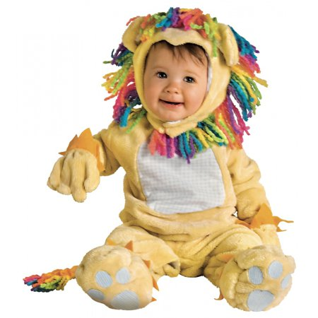 Baby Lion Costume Rubies 885357 - Lion Tamer Costume Male