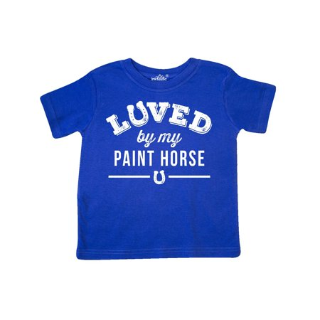 Paint Horse Lover Gift Idea Toddler T-Shirt](1980s Outfit Ideas)