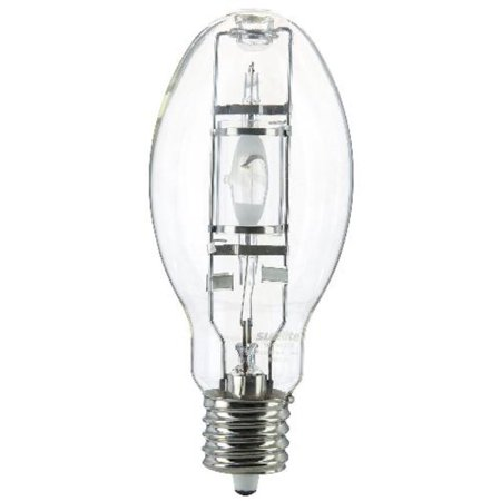 SUNLITE MP250/U/PS 250w Protected Pulse Start Metal Halide ED28 Mogul lamp (Protected Metal Halide Lamp)