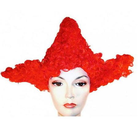 Morris Costumes LW114YW Star Clown Yellow Wig Costume - image 1 de 1