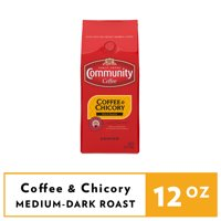 Community Coffee Coffee & Chicory Ground Coffee 12 oz. Bag