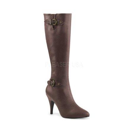 Dream Season Boots (Women's Pleaser Pink Label Dream 2030 Knee-High Boot)
