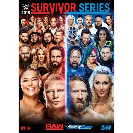 WWE: Survivor Series 2018 (DVD)