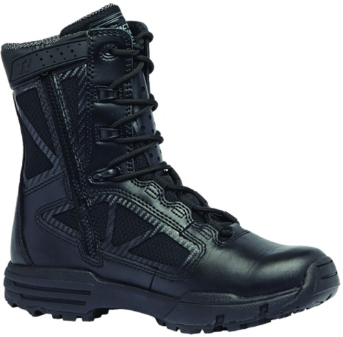 "Belleville TR998ZWP Men 8"" Tactical Research Chrome Waterproof Side Zip Boot"