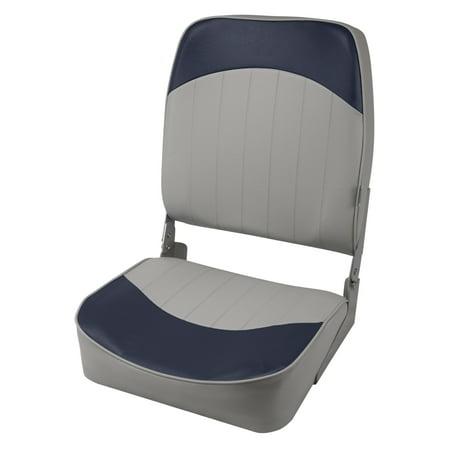 Wise 8WD781PLS-660 Standard High Back Boat Seat, - Standard Boat Seat