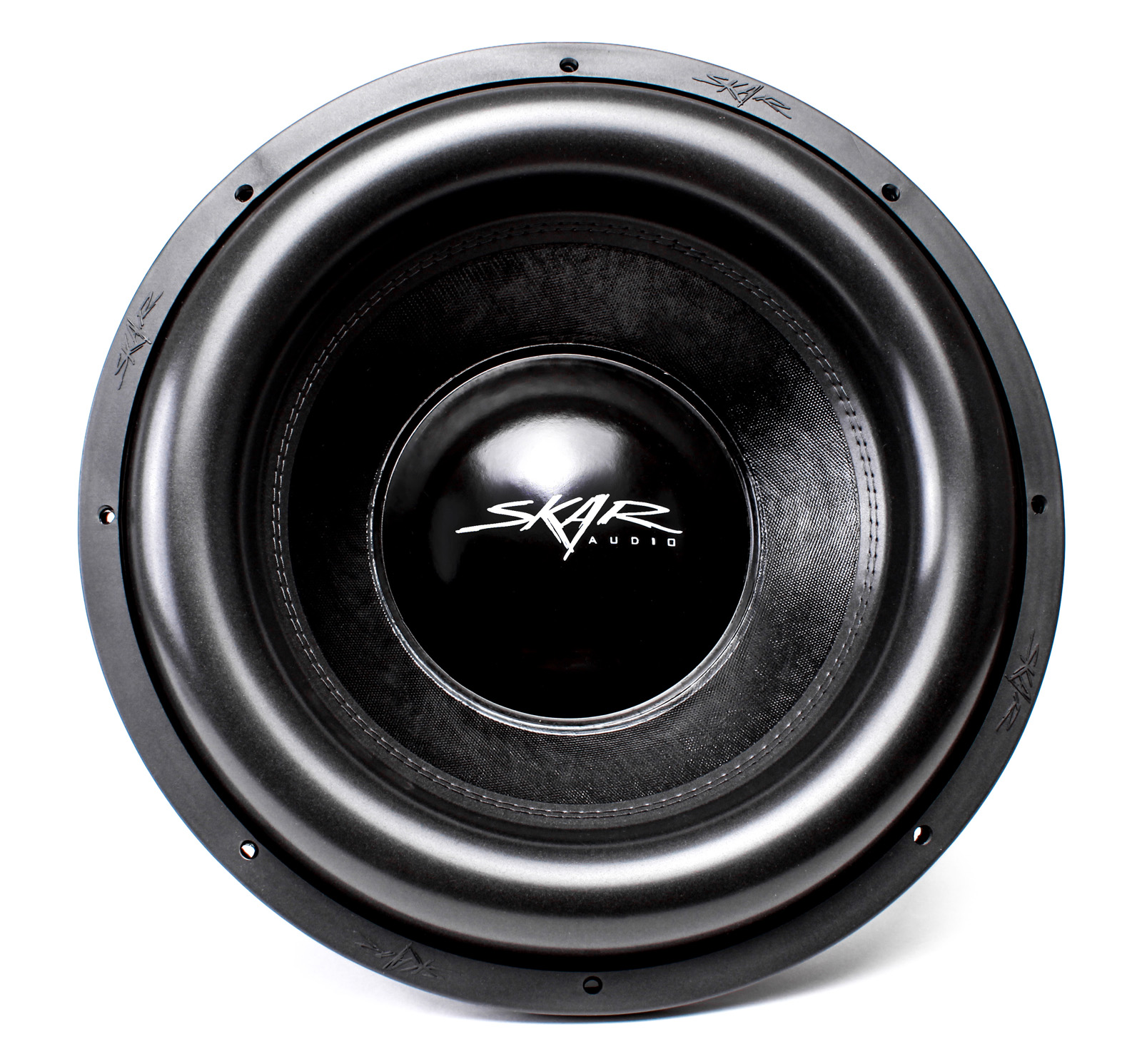 "Skar Audio ZVX-15v2 D2 15"" 3000W Max Power Dual 2 SPL Subwoofer"