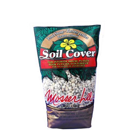 Mosser Lee ML1122 Pearl Stone Soil Cover, 5 lb.