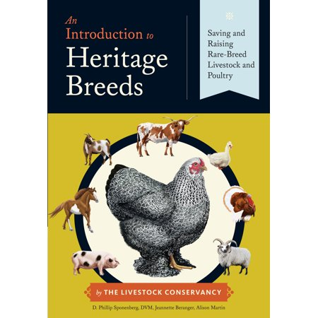 Introduction to Heritage Breeds - Paperback