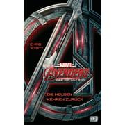 Marvel Avengers Age of Ultron - eBook