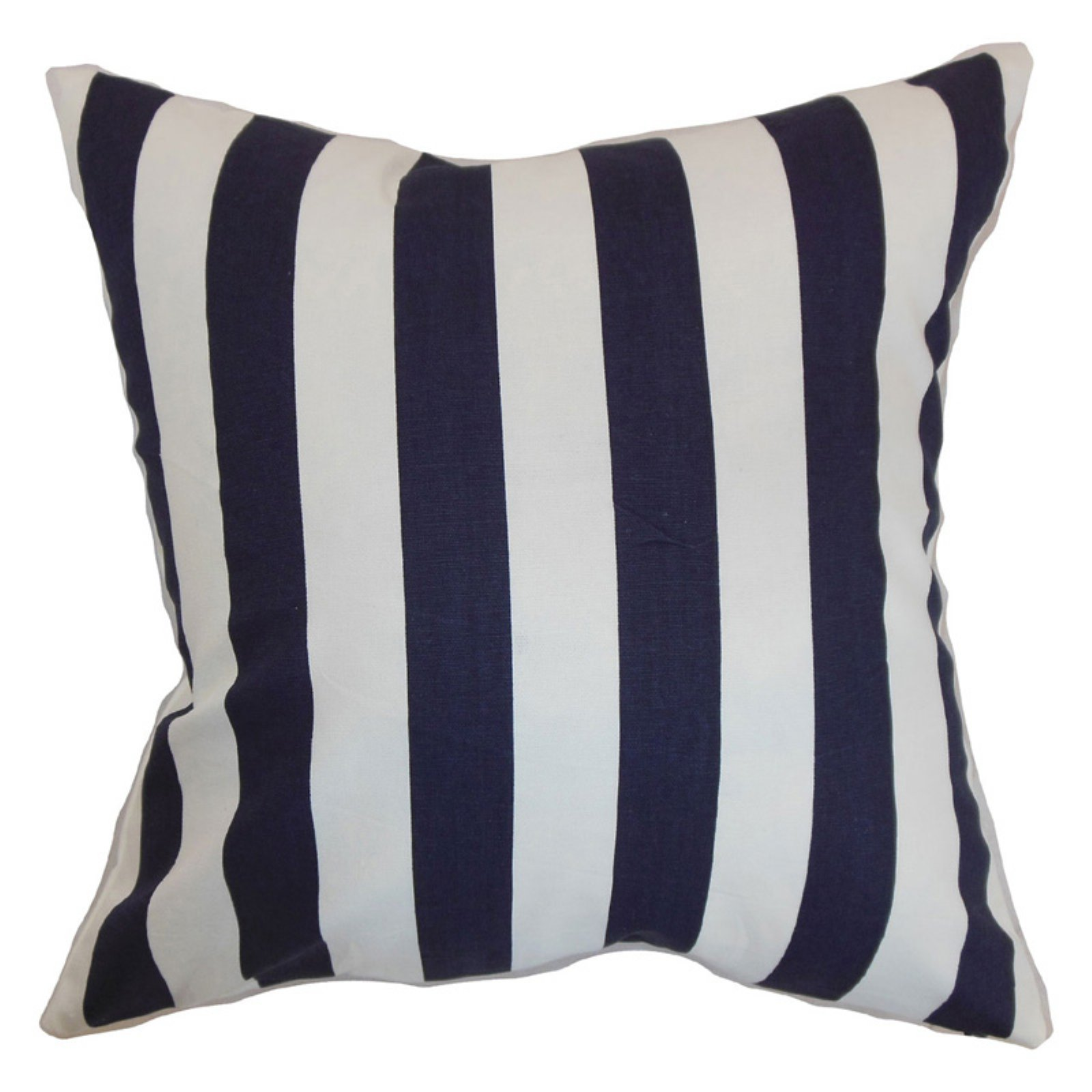 The Pillow Collection Ilaam Stripes Pillow