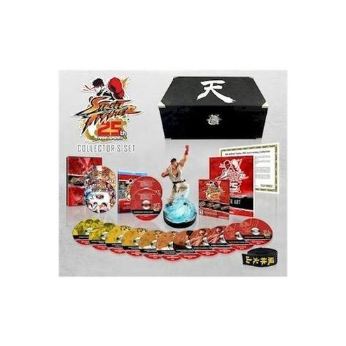 Street Fighter 25th Anniversary Collectors Edition - Xbox 360