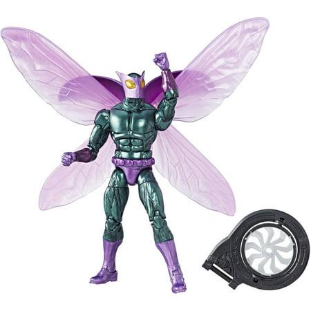 Marvel Spider-Man 6-inch Legends Series Sinister Villains: Marvel's Beetle - Female Villains Marvel