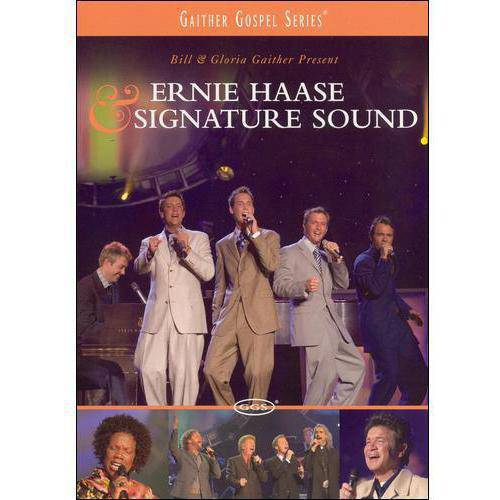 Ernie Haase & Signature Sound (Music DVD) (Amaray Case)