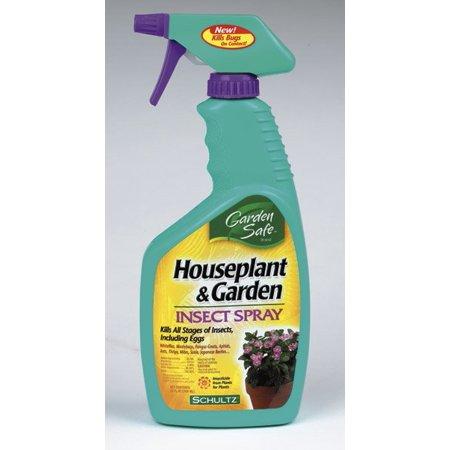 Spectrum 10422x Garden Safe Houseplant Garden Insect Spray 24oz
