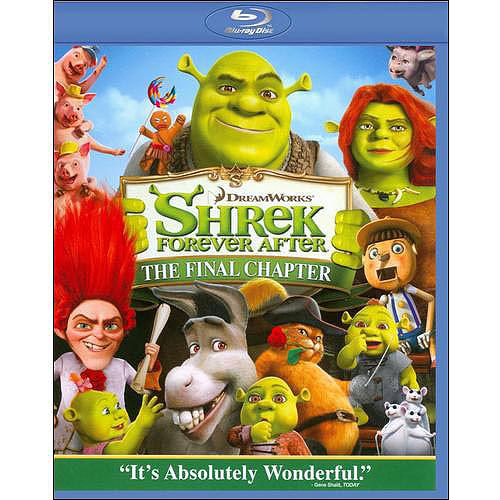 Shrek Forever After: The Final Chapter (Blu-ray) (Widescreen)