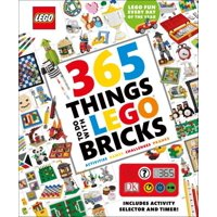 365 Things to Do with Lego Bricks (Hardcover)