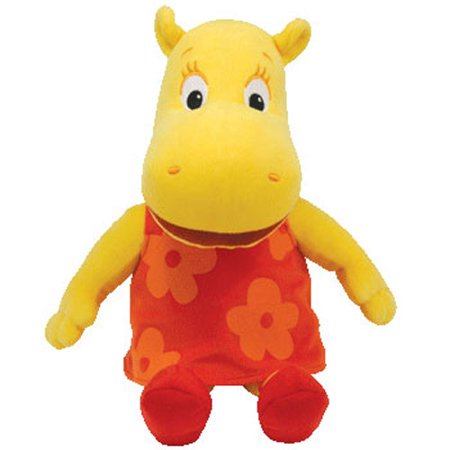 Nick Jr Toys (TY Beanie Buddy - TASHA the Hippo (Nick Jr. - The Backyardigans) (11)
