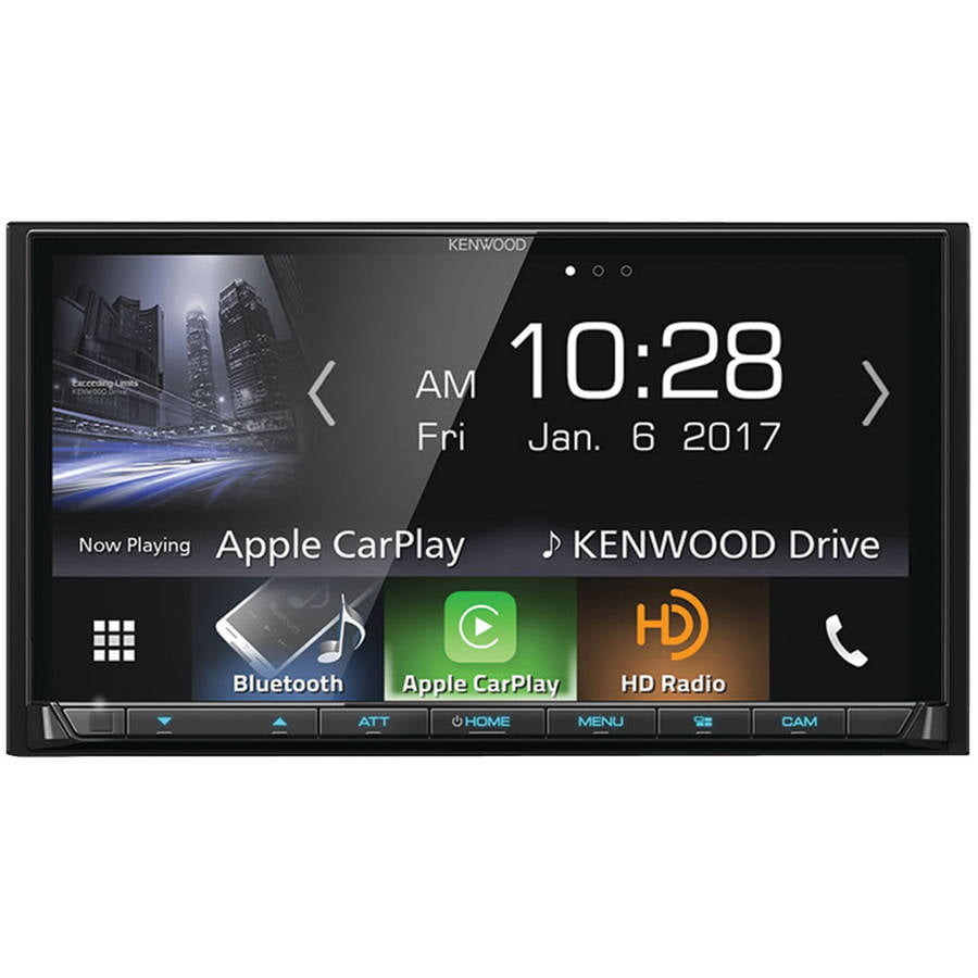 "Kenwood DMX7704S 6.95"" Double-DIN In-Dash Digital Media Receiver with $50 Mail in Rebate with Bluetooth,... by Kenwood"