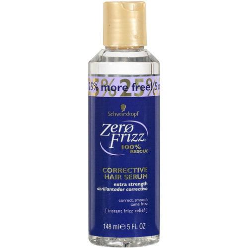 how to use zero frizz serum