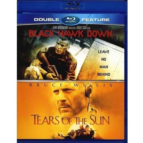 Black Hawk Down / Tears Of The Sun (With INSTAWATCH) (Widescreen)