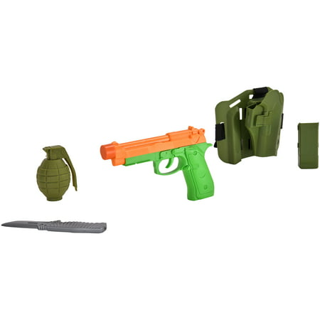 Falcon Chassis (Adventure Force 5-Piece Falcon Special Force Roleplay Leg Holster Set )